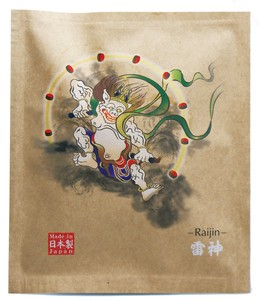 Craft Flat Bag Raijin