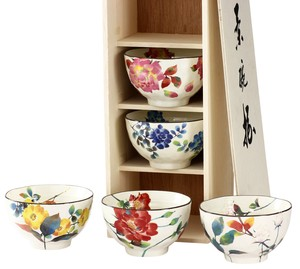 Mino Ware Gift Rice Bowl