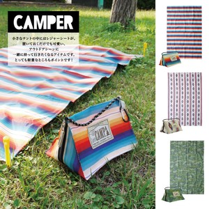 Camp Tent Leisure Sheet Cherry Blossom Viewing