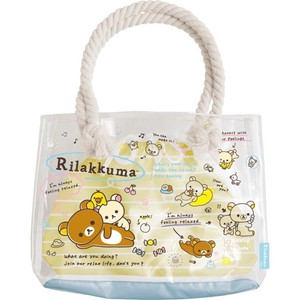 Rilakkuma Pool Bag Marine Rope Items