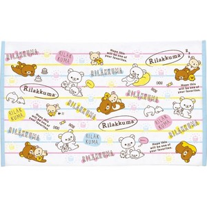 Rilakkuma Bathing Towel Items