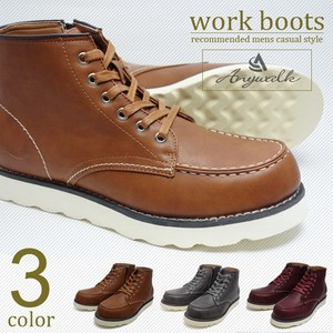 Men's Work Boots Casual Boots Model