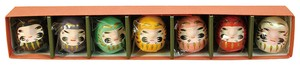 Good Luck Feng Shui Daruma Set