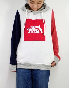 Fleece Long Sleeve Hoody Face