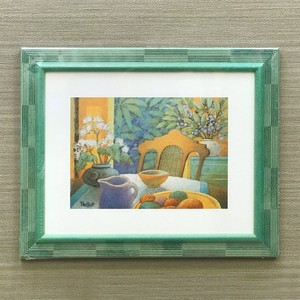 【SALE】 Framed picture<イタリア製>