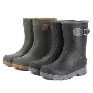 Light-Weight Men's Shoe Middle Super Light Rain Boots