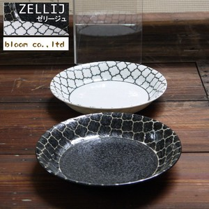 Plate Jelly Plate Mino Ware