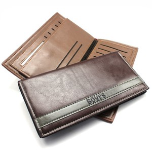 Long Wallet Men's Wallet Fashion Card Case Event For
