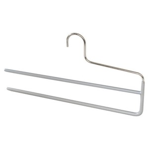 Clothes Hanger Silver