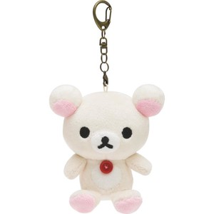 Rilakkuma Soft Toy Key Ring Rack