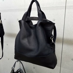 Shoulder Tote Cow Leather