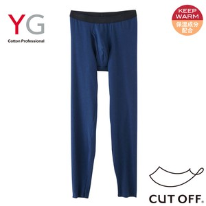 【GUNZE】YG/CUT OFF シリーズ/AW SEASON タイツ <日本製>
