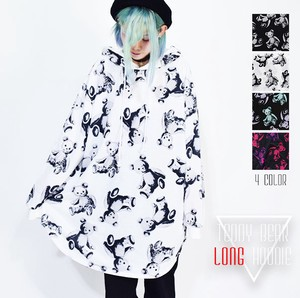 Teddy Shirt Hoody Teddy Bear bear Repeating Pattern Fashion Punk Mode