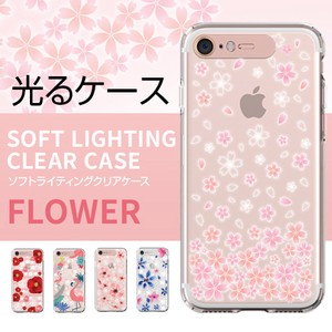 iPhone Light Clear Flower