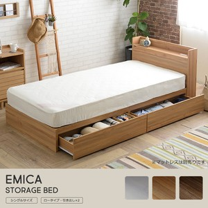 Storage Attached Bed Storage 2/10Length Type of Low Mattress Sell Separately