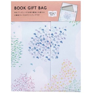 Book Gift Bag Small Birds