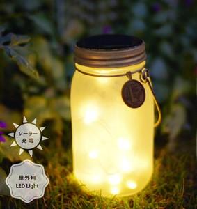 【大人気のフェアリーライト】LED ソーラー ガーデンライト