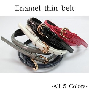 Enamel Belt