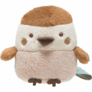 Soft Toy Sparrow Christmas Reinforcement