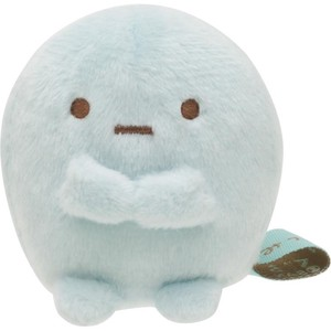 Soft Toy Blue Christmas Reinforcement