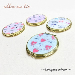 【アレオリ】Compact mirror-girl's item-