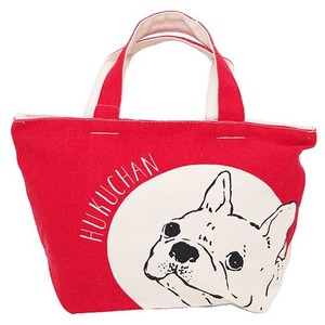 Lunch Bag Canvas Tote Hufuchan