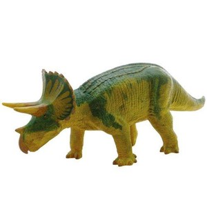 Triceratops Big Size Figure soft Vinyl Model