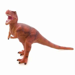 Tyrannosaurus Red Big Size Figure soft Vinyl Model
