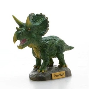 Triceratops Head Swing Dinosaur Figure