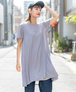 Jersey Stretch Tuck Tunic