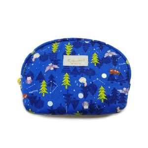 Shell Pouch Night Forest