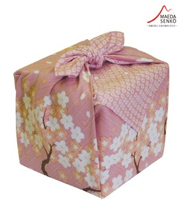 Cherry Blossom Trees Wrapping Cloth