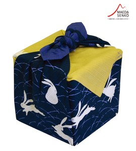 The Moon Viewing Rabbit Wrapping Cloth