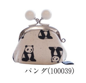 Coin Purse Beads Panda Bear