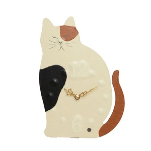 Clock/Watch Unisex Clock/Watch Mike Japanese Paper Hand Maid Cat Interior