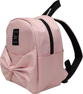 Gloss Polyester Ribbon Pocket Backpack Size S