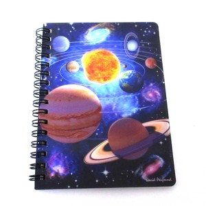 Stationery Ring Notebook Space