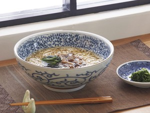 Ramen Arabesque Bowl Mino Ware