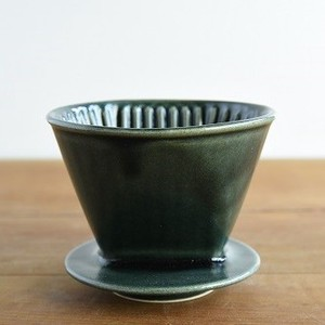 Mashiko Ware Coffee Dripper Gosu