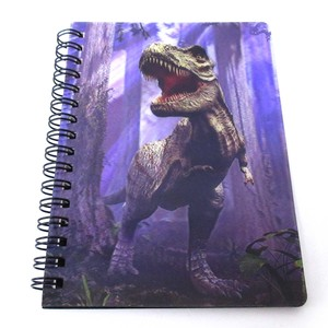 Stationery Ring Notebook Tyrannosaurus