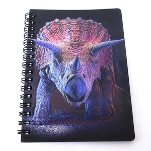 Stationery Ring Notebook Triceratops