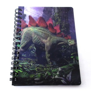 Stationery Ring Notebook Stegosaurus