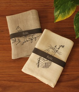 Mat Linen Handkerchief Gauze Use