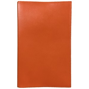 Diary Cover Slim Genuine Leather