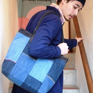 Remake Denim Bag Travel Bag