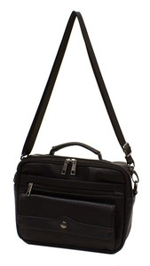 Men's Horizontal Shoulder Bag Type