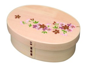 Bento Box Makie Sakura Vivid
