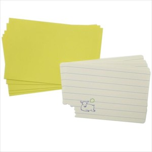 Admission MIN CARD Envelope 5 Pcs Set