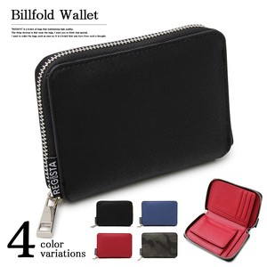 Clamshell Wallet Business Casual
