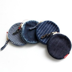 Circle Coin Case Wallet